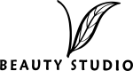 V Beauty Studio Logo